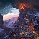 Yingxin34 Adultos Puzzle 6000 Piezas Rompecabezas,Volcán en erupción Educational Game para Aliviar Estrés Juego Intelectual Cerebro Desafío, Los Reyes Magos Navidad Juguete De Regalo Ideal