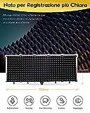 Zoom IMG-1 pannello fonoassorbente per microfono schermo