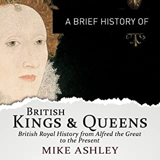A Brief History of British Kings and Queens cover art
