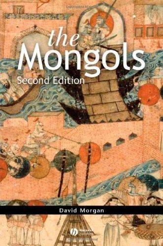 The Mongols by David Morgan (2007-06-25)