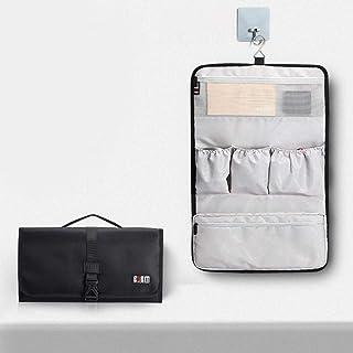 حقيبة تخزين BUBM مخصصة لمصفف الشعر من Dyson Airwrap Styler مضادة للماء ذات سعة كبيرة متنقلة للسفر إلى المنزل