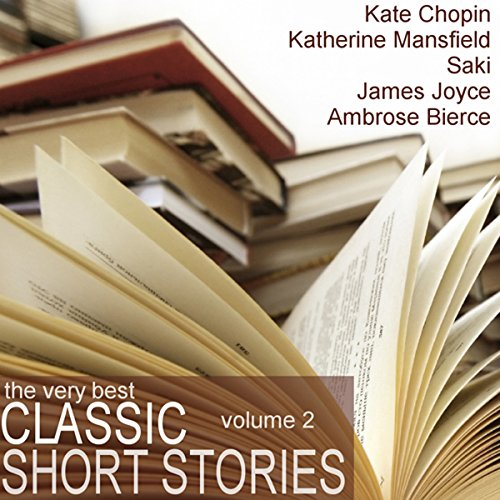 The Very Best Classic Short Stories - Volume 2 audiobook cover art