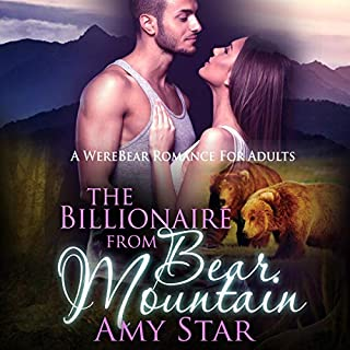 The Billionaire from Bear Mountain: A WereBear Romance  cover art