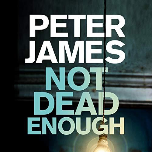 Not Dead Enough: Roy Grace, Book 3
