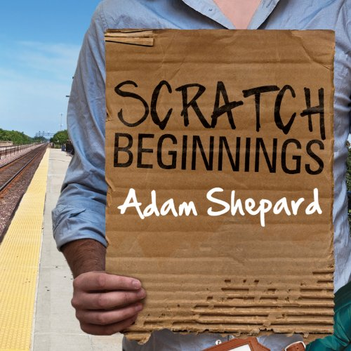Scratch Beginnings audiobook cover art
