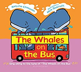 The Whales on the Bus - Kindle edition by Charman, Katrina ...
