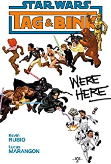 Best tag and bink comics Reviews