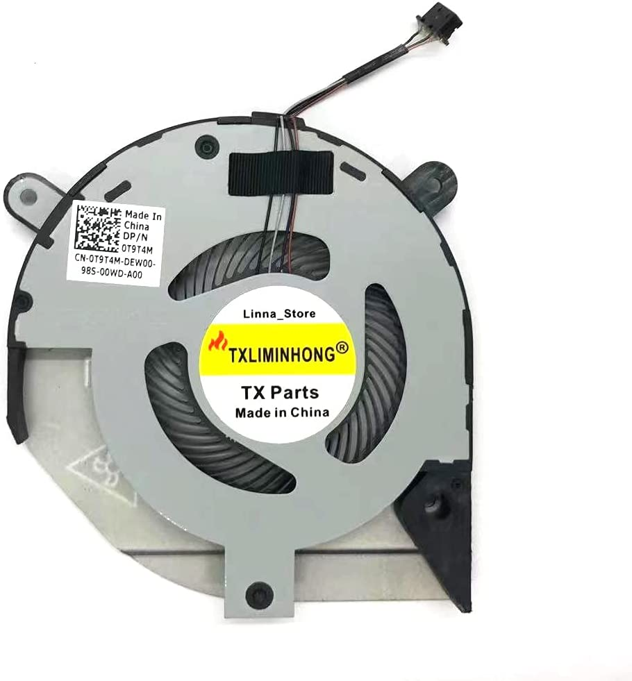 Easy-to-use TXLIMINHONG New Compatible CPU Cooling DELL P98 Fan for Latitude Ranking TOP4