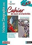 Histoire-Géographie - CAP - Cahier de cours et d'activités
