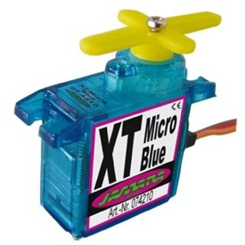Jamara 074210 - Servo XT-MicroBlue