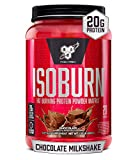 BSN ISOBURN, Lean Whey Protein Powder, Fat Burner for Weight Loss with L-carnitine - Chocolate...