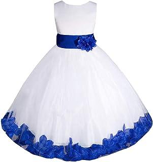 Amj Dresses Inc Girls Flower Pageant Dress