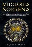 Mitologia Norrena: I miti nordici dalla nascita e distruzione del cosmo agli dei, eroi, vichinghi e creature più affascinanti. Esplora la più grande raccolta di leggende sui miti del nord.