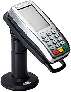 Stand for VX805/VX820 Credit Card Terminal - Complete Base + Back Plate = Kit