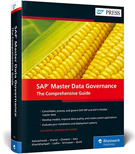 SAP Master Data Governance: The Comprehensive Guide (SAP PRESS: englisch)
