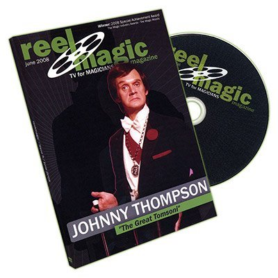 Reel Magic Magazine - Episode 5 (Johnny Thompson) - DVD
