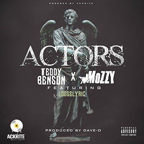 Teddy Benson, Mozzy & Looselyric
