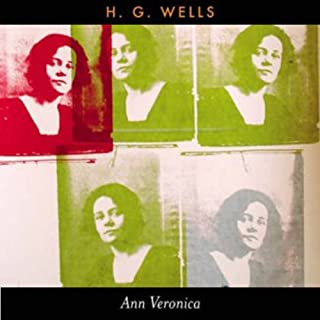 Ann Veronica                   By:                                                                                                                                 H. G. Wells                               Narrated by:                                                                                                                                 Carolyn Seymour                      Length: 9 hrs and 52 mins     7 ratings     Overall 4.1