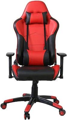 Amazon Com Pc Gaming Chair Ergonomic Office Chair Desk
