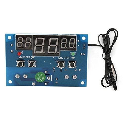ARCELI Termostato Digital Covvy XH-W1401 Sensor de Interruptor de...