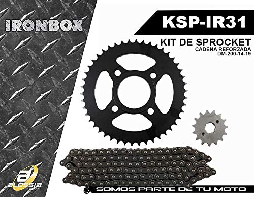 alessia Kit DE Sprocket DM-200-14-19