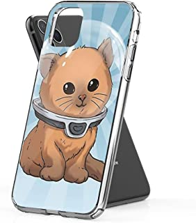 rebecc Subnautica: Keep Calm Kitty Case Cover Compatible for iPhone iPhone (11)