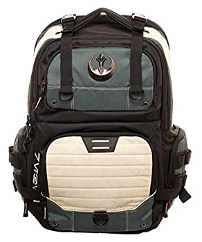 Bioworld Men s Star Wars Rogue Rebel Backpack tan One Size