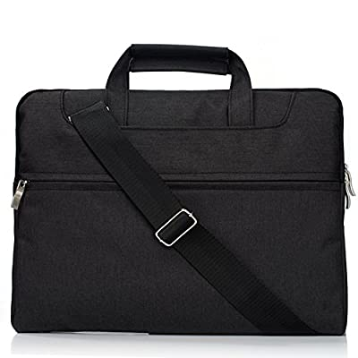 YiMiky Polyester Fabric Multifunctional Sleeve Briefcase Handbag Case Cover MacBook Air MacBook Ultrabook Netbook Tablet Business Carrying Bag Case Cover