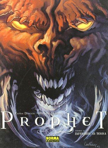 PROPHET 2  INFERNUM IN TERRA (CÓMIC EUROPEO)
