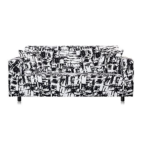 1 Funda de sofá para sofá, Fundas elásticas para sofá, Fundas elásticas para sofá, Fundas de sofá para Sala de Estar A11, 2 plazas