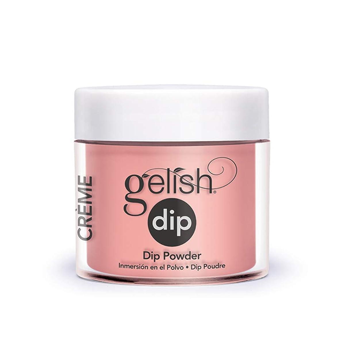 落ち着いた病的その間Harmony Gelish - Acrylic Dip Powder - Don't Worry, Be Brilliant - 23g / 0.8oz