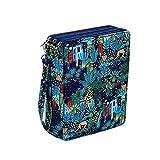 KCGNBQING Caja de lápiz de color-120 Color boceto de plomo bolso de bolsas de bolsas de bolso de bolsas con una caja de papelería conveniente Estuche (Color : 3)
