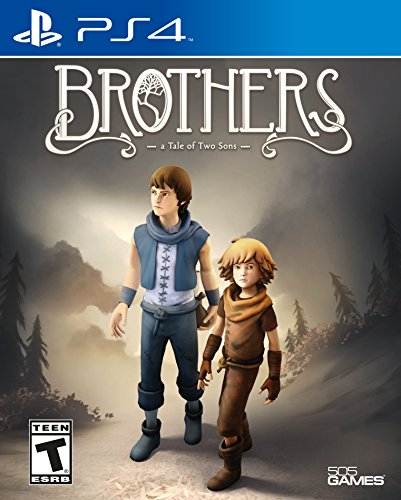 505 Games Brothers: A Tale of Two Sons PS 4 - Juego (PlayStation 4, Aventura, Starbreeze Studios, ENG, Básico, 505 Games)