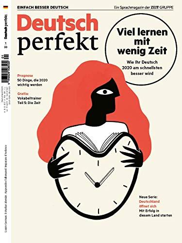 Deutsch Perfekt 1/2020