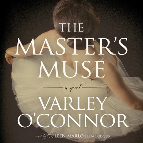 The Master's Muse audiobook cover art