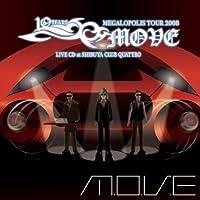 10th Anniversary Live CD by M.O.V.E (2013-05-03)
