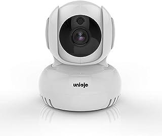 ネットワークカメラ ベビーモニター ペットカメラ 防犯監視カメラ 室内カメラ wifiカメラ Alexa対応 360°全景監視 全日録画 暗視撮影 双方向音声 動体検知 警報通知 2.4GHz WiFi 強化 遠隔操作 スマホ/パッド対応 猫/...