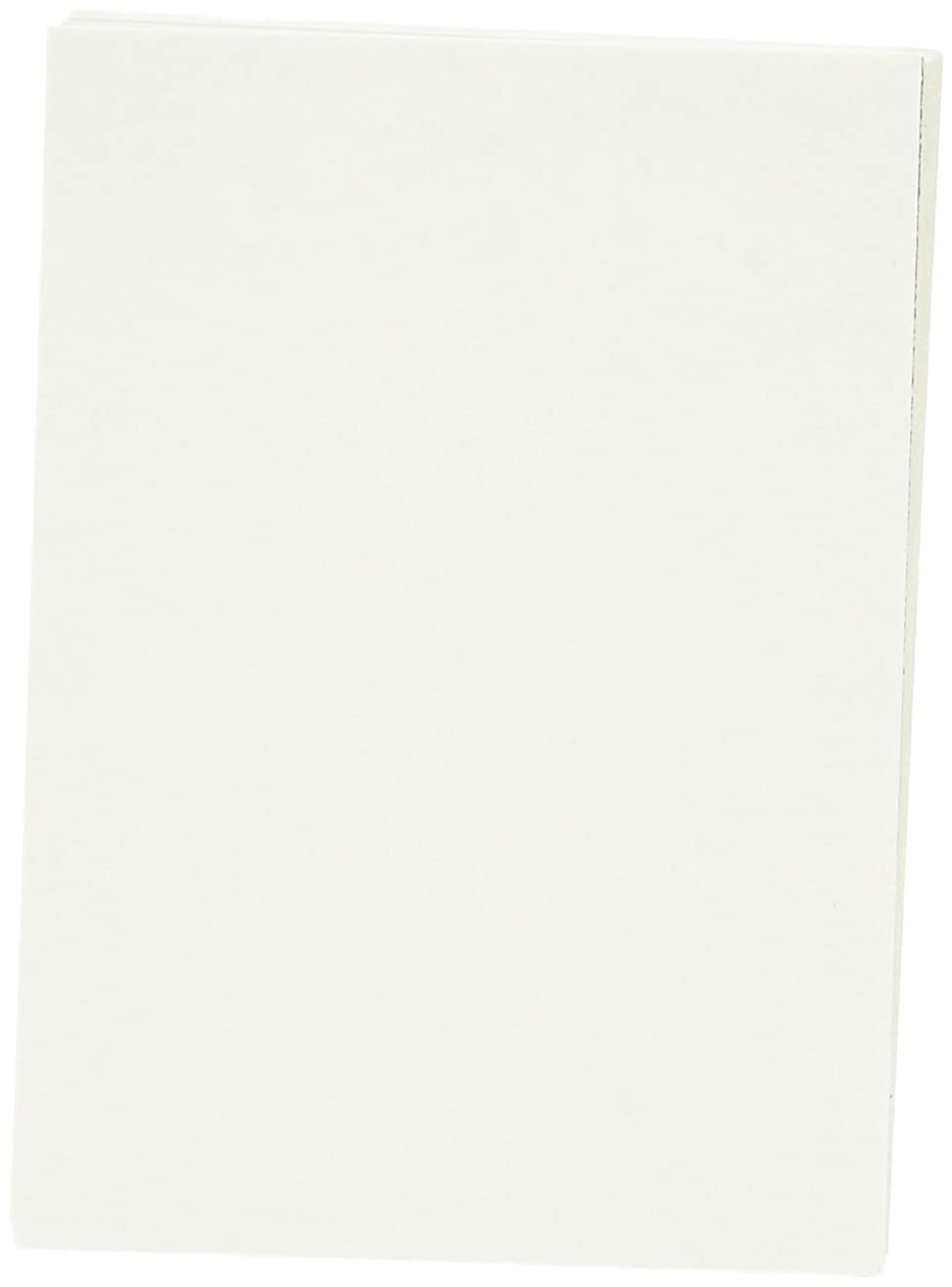 Cover-It 4-Ply Artists Trading Card, White, 2-1/2 X 3-1/2 in, Pack of 52 - 1293516