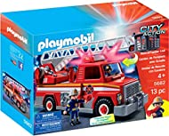 Playmobil - City Action: Rescue Ladder Unit