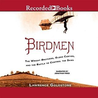 Birdmen audiobook cover art