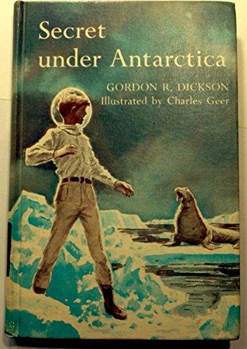 Secret under Antarctica