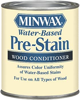 Minwax 61850 1 Quart Water-Based Pre-Stain Wood Conditioner