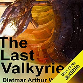 The Last Valkyrie cover art