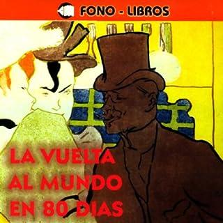 La Vuelta al Mundo en 80 Dias [Around the World in 80 Days] cover art