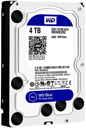 Western Digital WD Blue interne 3,5