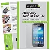 dipos I 6X Schutzfolie matt kompatibel mit Samsung Galaxy Core LTE Folie Displayschutzfolie