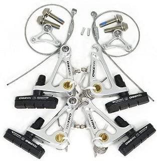 Tektro CR720 Cyclocross Cantilever Brake Set Front & Rear, Silver #ST1413_SILVER