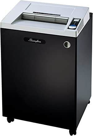 $2766 » Swingline Paper Shredder, Commercial TAA Compliant, Jam Stop, 22 Sheet Capacity, Cross-Cut, 20+ Users, CX22-44 (1758582)
