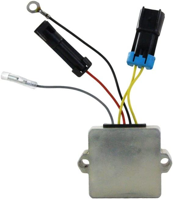 Rareelectrical NEW Popularity REGULATOR Ranking TOP15 COMPATIBLE WITH 30 3 MERCURY HP CYL