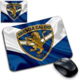 MyCust Mauspad für Fußballfahne mit Wappen